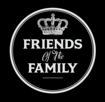 FRIENDS OF THE FAMILY + SERGEANT MAJOR + OISIN ZANDEE